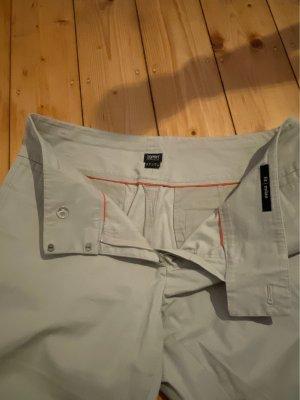 Esprit Pantalón anchos beige claro