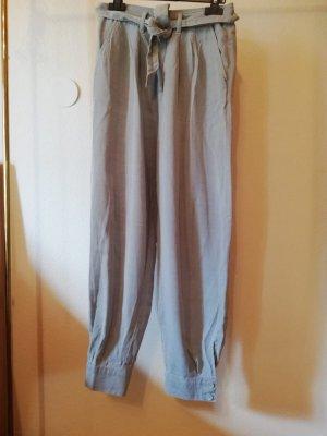 Clockhouse Jersey Pants light grey