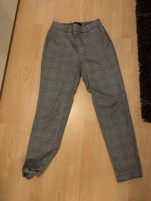 Vero Moda Pantalone a 7/8 nero-bianco Poliestere