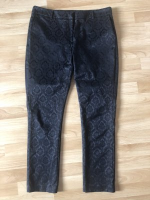 Manguun Pantalone jersey nero