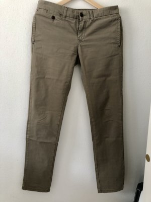 Hilfiger Denim Pantalone chino cachi Cotone