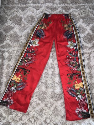 Pantalone palazzo rosso