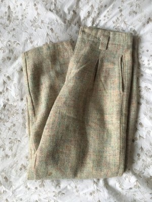 Woolen Trousers cream-natural white