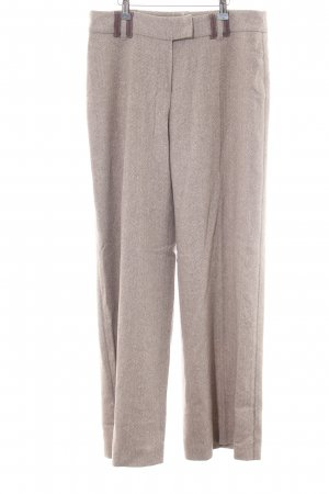 Biba Woolen Trousers multicolored mixture fibre