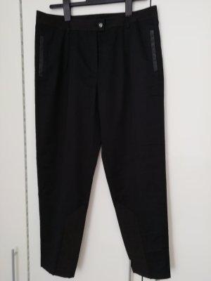 Benetton Spodnie materiałowe czarny
