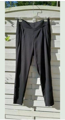 Biba Pantalone jersey nero