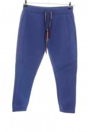 ROQA Jersey Pants blue casual look