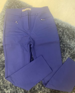 Ashley Brooke Jersey Pants blue