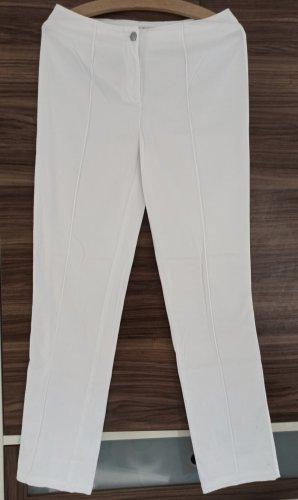 Ambria Selection Pantalone jersey bianco