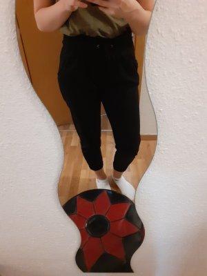 Stoffhose Chino Jacqueline de yong schwarz Größe S