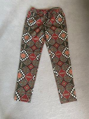 CAT NOIR Jersey Pants multicolored