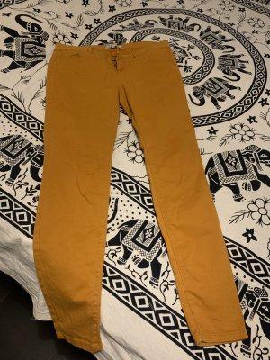 Clockhouse Cargo Pants ocher-camel