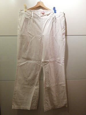 Stoffhose dünn Oversized