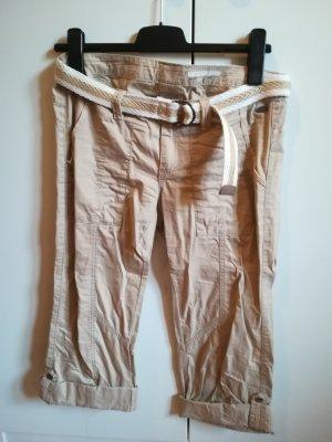 edc by Esprit Pantalone jersey beige chiaro Cotone