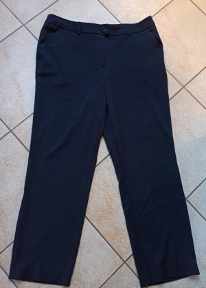 Fabiani Jersey Pants dark blue