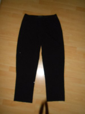 Tom Tailor Jersey Pants black viscose
