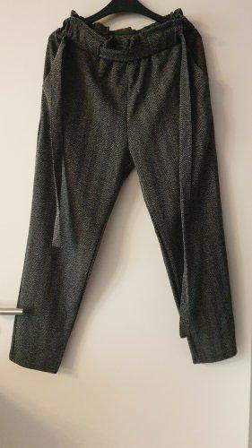Ambiance Pantalon en jersey gris-gris foncé