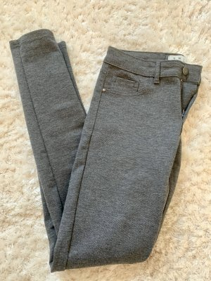 Primark Pantalón tipo suéter gris