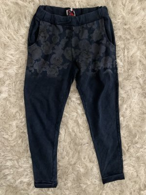 0039 Italy Pantalon «Baggy» multicolore