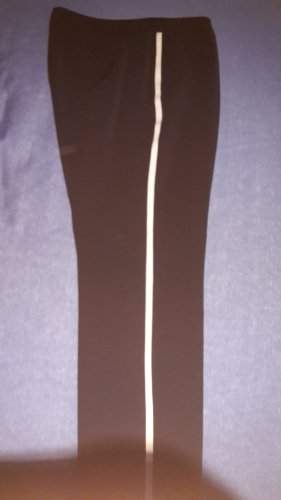 Gerry Weber Jersey Pants black-white polyester