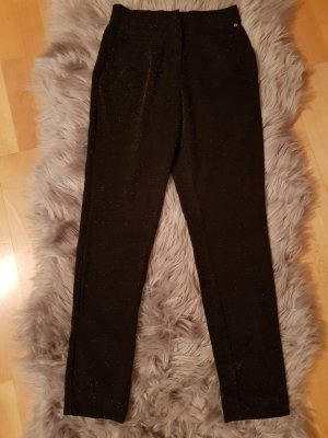 Stoffhose mit Glitzer, About You, Gr. 34