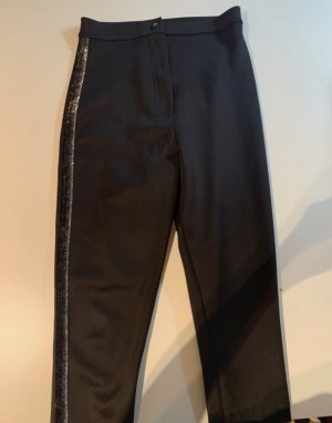 Colluseum Jersey Pants black-silver-colored