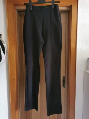 Zara Jersey Pants black