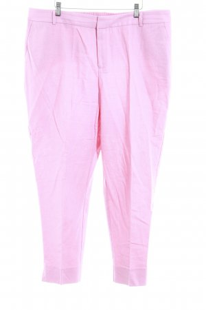 Stoffhose rosa Casual-Look