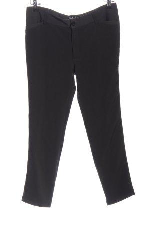 Pantalón tipo suéter negro estilo «business»