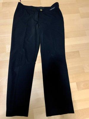 Airfield Pantalon en jersey noir