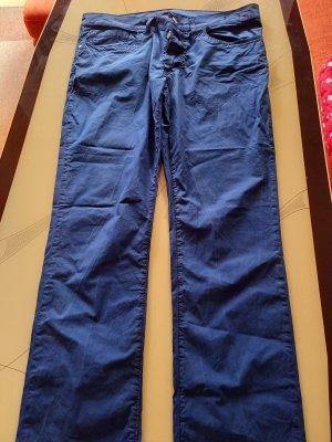 Bikkembergs Spodnie materiałowe niebieski