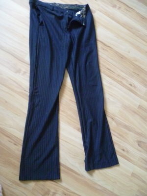 Culture Jersey Pants dark blue-blue synthetic fibre