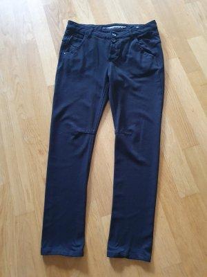 Woolen Trousers black