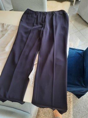 Gerry Weber Jersey Pants dark blue