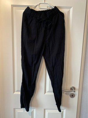 Hollister Hoge taille broek zwart