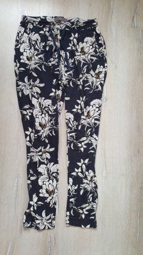Ichi Jersey Pants multicolored cotton