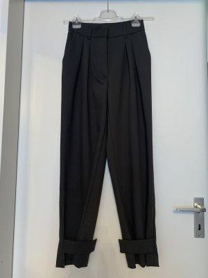 Monki Jersey Pants green grey