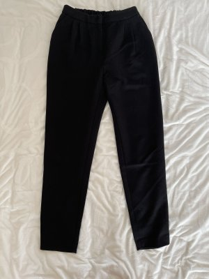 Pieces Pantalone jersey nero