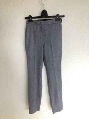 Stoffhose Zara blau Gr.34
