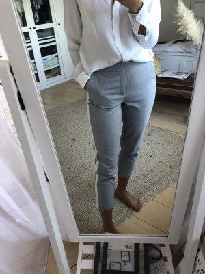 Stoffhose Zara weißer Streifen