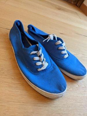 Atmosphere Lace Shoes blue