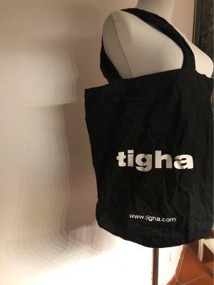 Tigha Shopper noir-blanc