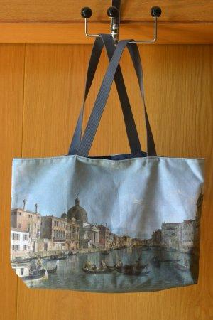 Stofftasche National Gallery London Canaletto Einkaufstasche Totebag Schultertasche