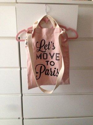 Stofftasche rosa wie neu