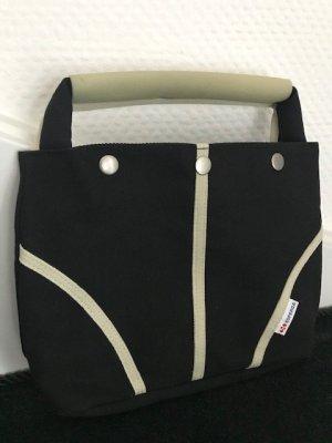 Superga Canvas Bag dark blue-white