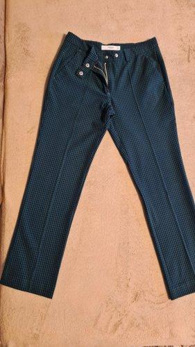 Stofhosen  in Smaragdgrün