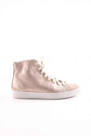 Stokton High Top Sneaker pink Casual-Look
