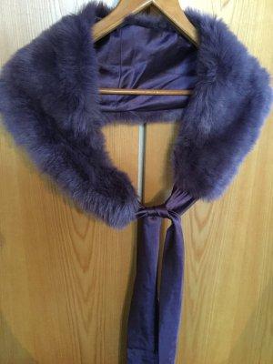 More & More Snood brown violet