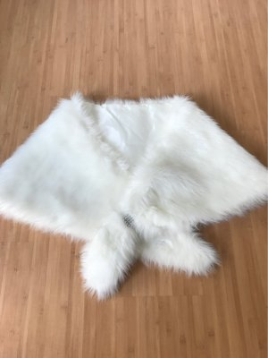 Chal blanco puro