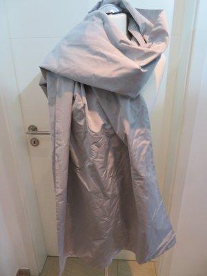Louis Feraud Zijden sjaal zilver-lichtgrijs